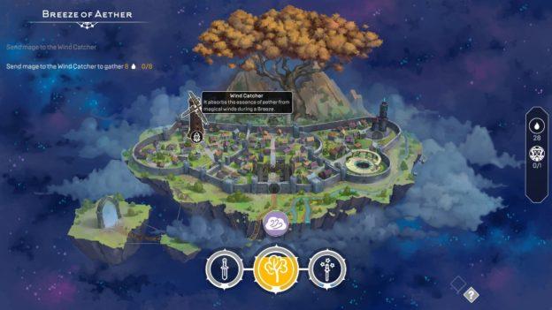 Overview: Mittelborg: Metropolis of Mages (Nintendo Swap)