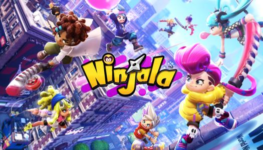 Review: Ninjala (Nintendo Switch)