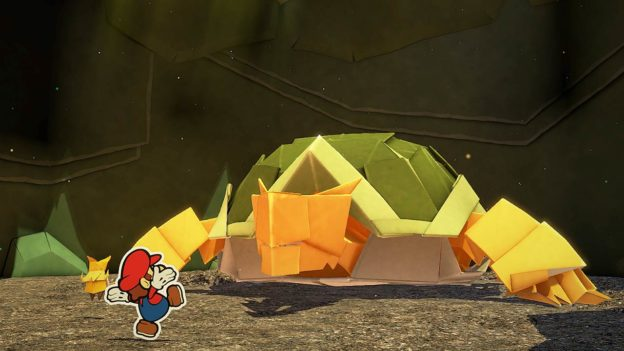 Evaluate: Paper Mario: The Origami King (Nintendo Swap)