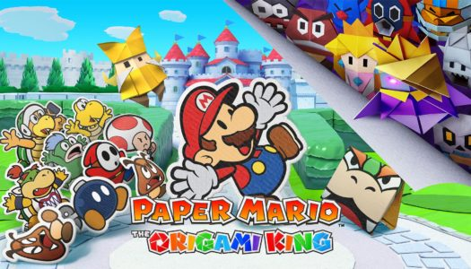 Review: Paper Mario: The Origami King (Nintendo Switch)