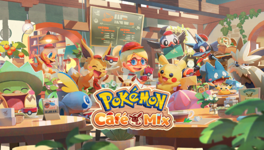 Review: Pokémon Café Mix (Nintendo Switch)