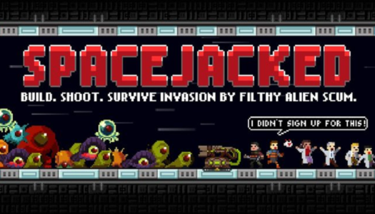 Review: Spacejacked (Nintendo Switch)