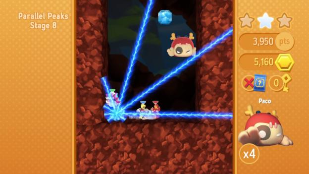 Starlit Adventures Golden Stars (Nintendo Swap)