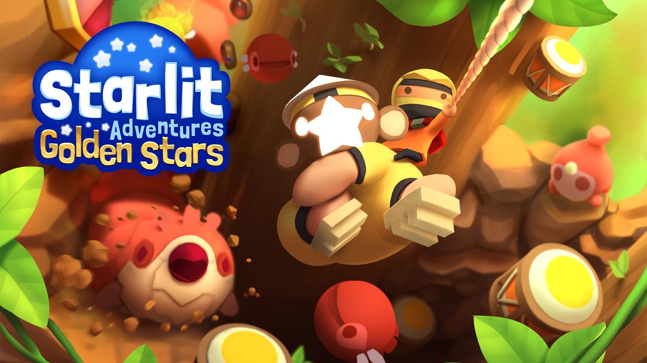 Review: Starlit Adventures Golden Stars (Nintendo Switch)