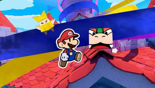 Paper Mario joins this week's eShop roundup