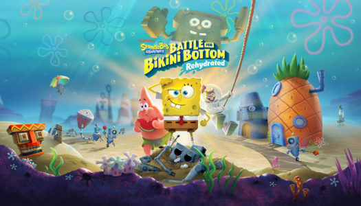 Review: SpongeBob SquarePants: Battle for Bikini Bottom – Rehydrated (Nintendo Switch)