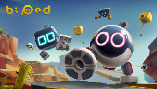 Review: Biped (Nintendo Switch)