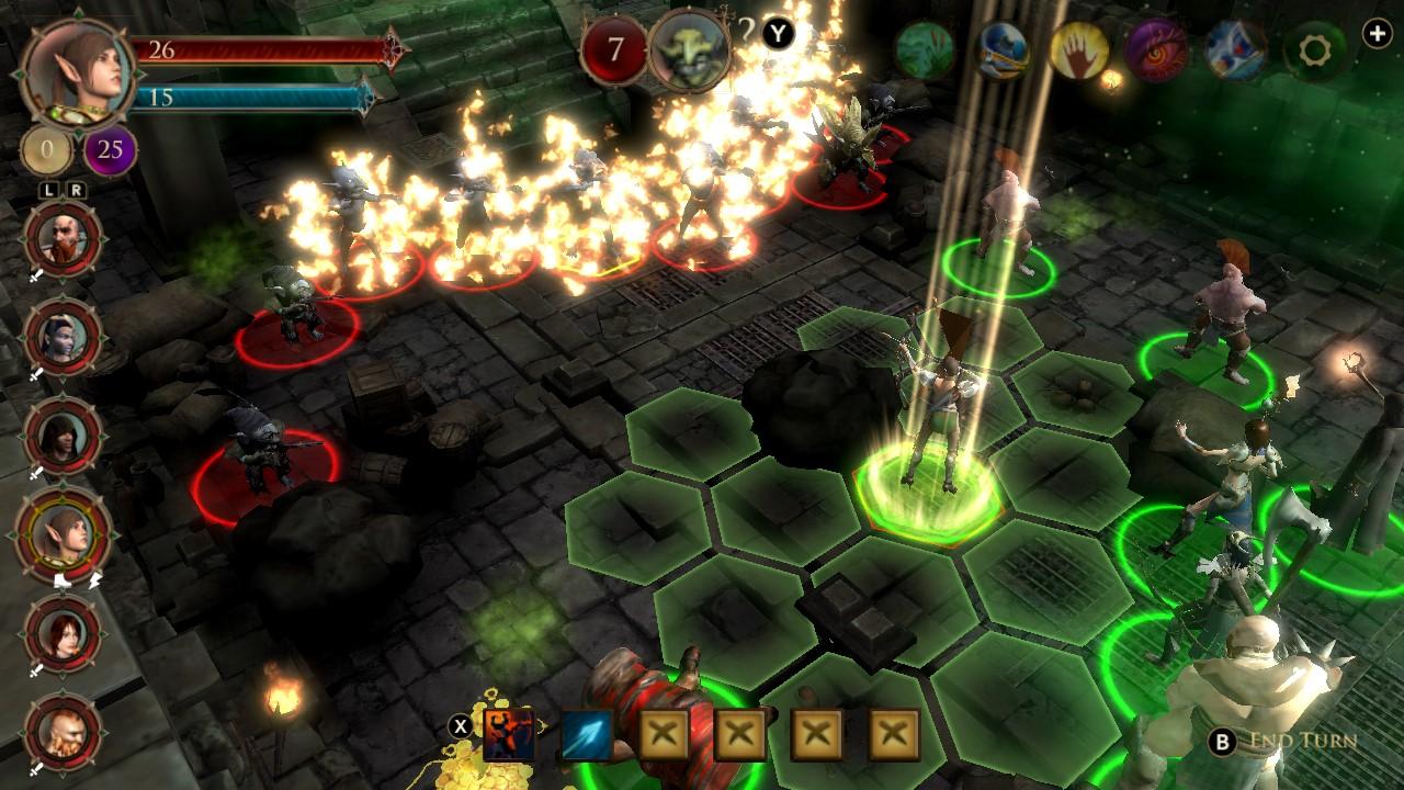 Overview: Demon's Rise - Battle for the Deep (Nintendo Change)