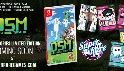 Old School Musical Gets Limited Time Physical Release