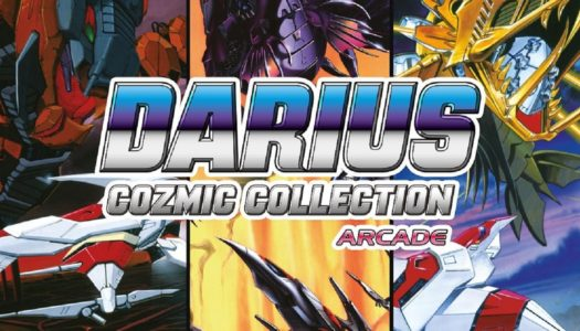 Review: Darius Cozmic Collection Arcade (Nintendo Switch)