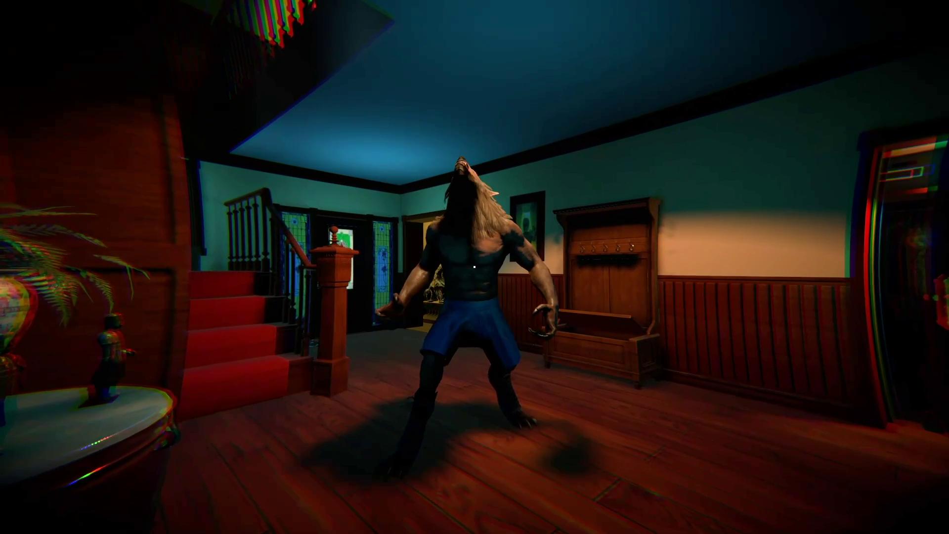 Overview: Goosebumps Useless of Night time (Nintendo Swap)