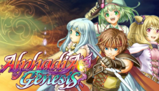 Review: Alphadia Genesis (Nintendo Switch)