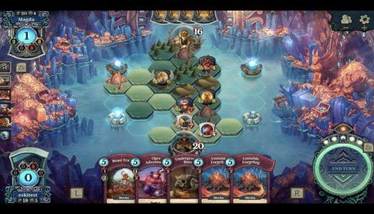 Faeria and Linn join this week's eShop roundup