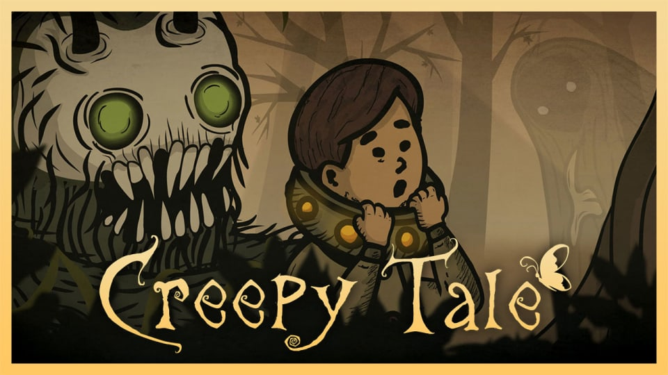 Creepy Tale - Nintendo Switch
