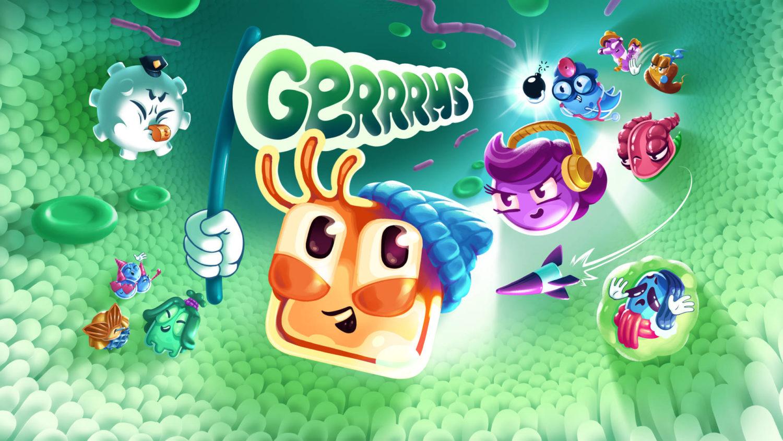 Gerrrms - Nintendo Switch eShop