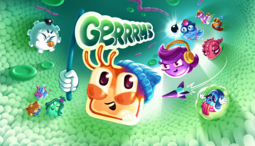 Review: Gerrrms (Nintendo Switch)