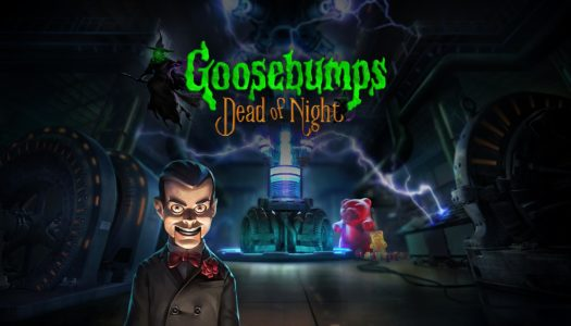 Review: Goosebumps Dead of Night (Nintendo Switch)