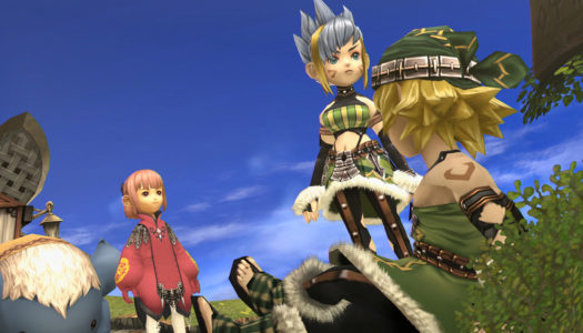 Final Fantasy Crystal Chronicles joins this week's eShop roundup