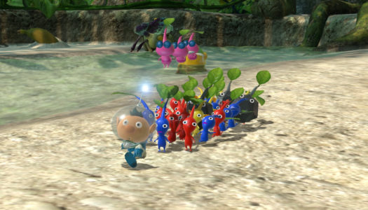 Pikmin 3 Deluxe launches on Nintendo Switch on October 30th