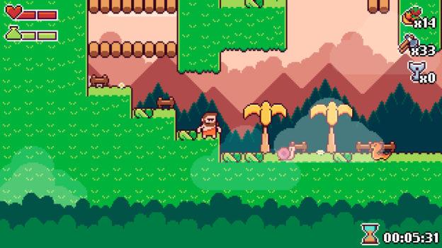 Assessment: Prehistoric Dude (Nintendo Swap)