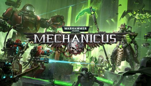 Review: Warhammer 40,000: Mechanicus (Nintendo Switch)