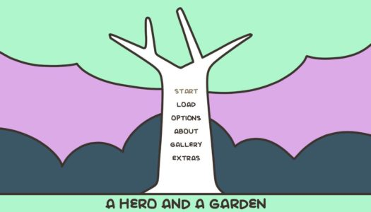 Review: A Hero and a Garden (Nintendo Switch)
