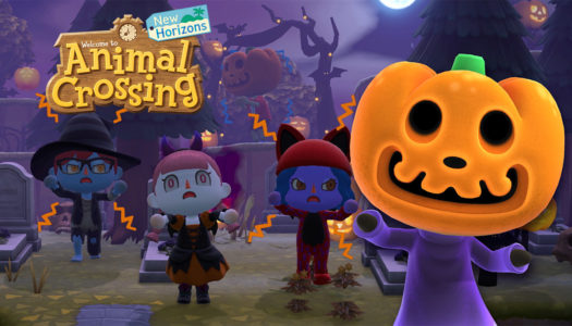 Animal Crossing: New Horizons Fall Update Delivers Pumpkins and more!