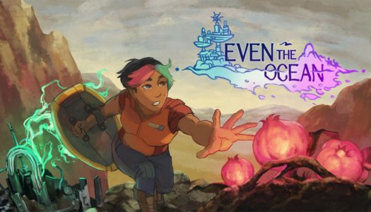 Review: Even the Ocean (Nintendo Switch)