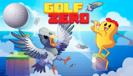 Review: Golf Zero (Nintendo Switch)