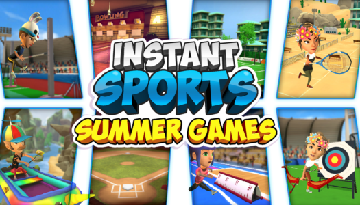 Review: Instant Sports Summer Games (Nintendo Switch)