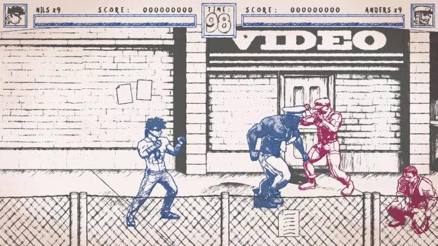 Overview: Tremendous Punch Patrol (Nintendo Change)