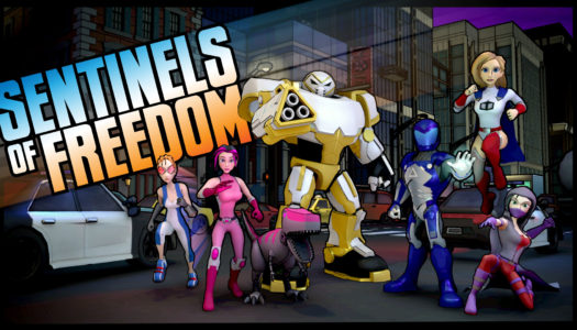 Review: Sentinels of Freedom (Nintendo Switch)