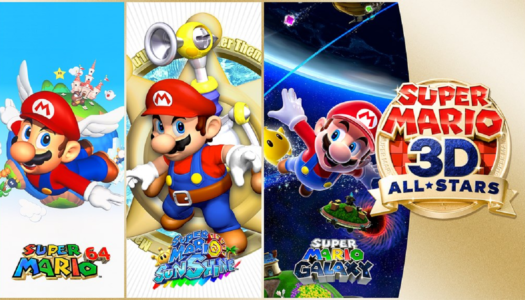 Review: Super Mario 3D All-Stars (Nintendo Switch)
