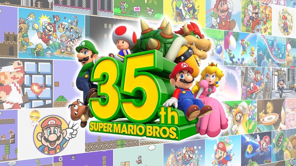 Super Mario 35th