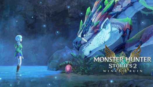 Monster Hunter Rise, Monster Hunter Stories 2 and more announced for Switch