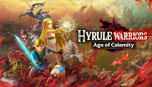 Experience Hyrule Warriors: Age of Calamity November 20th