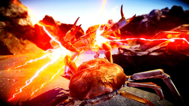 Evaluation: Combat Crab (Nintendo Change)