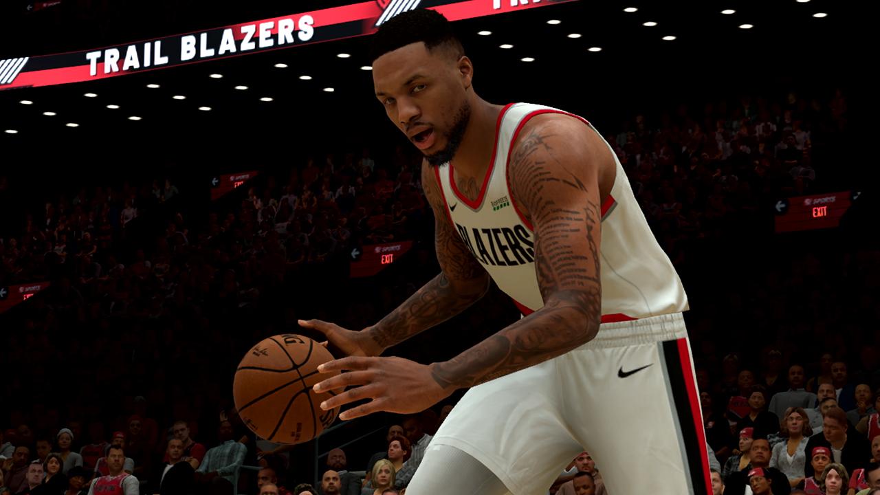 NBA 2K21 - Nintendo Switch eShop