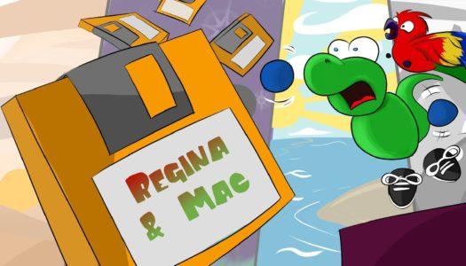Review: Regina & Mac (Nintendo Switch)
