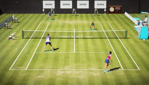 Official competitions announced for Tennis World Tour 2