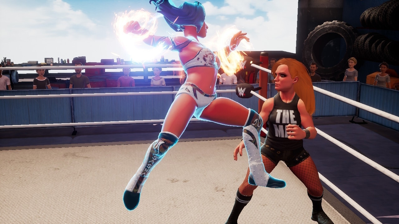Into the ring with WWE 2K Battlegrounds