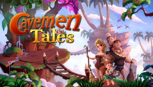 Review: Cavemen Tales (Nintendo Switch)