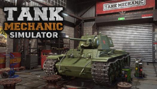 Review: Tank Mechanic Simulator (Nintendo Switch)