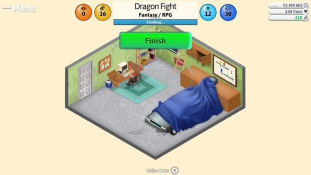 Overview: Sport Dev Tycoon (Nintendo Swap)