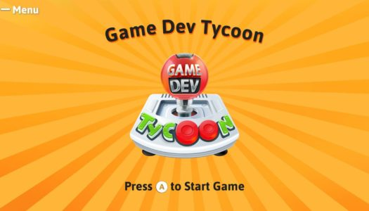 Review: Game Dev Tycoon (Nintendo Switch)