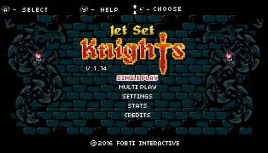 Review: Jet Set Knights (Nintendo Switch)