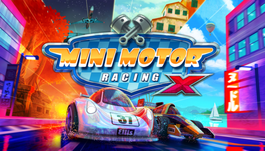 Review: Mini Motor Racing X (Nintendo Switch)