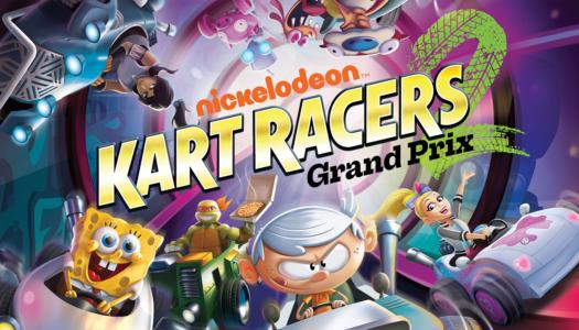 Review: Nickelodeon Kart Racers 2: Grand Prix (Nintendo Switch)