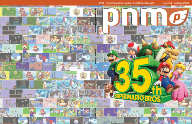 Pure Nintendo Journal Reveals the Cowl of Problem 54, Obtainable Now!