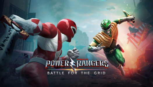 Review: Power Rangers: Battle for the Grid (Nintendo Switch)